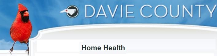 Davie County Home Health Logo