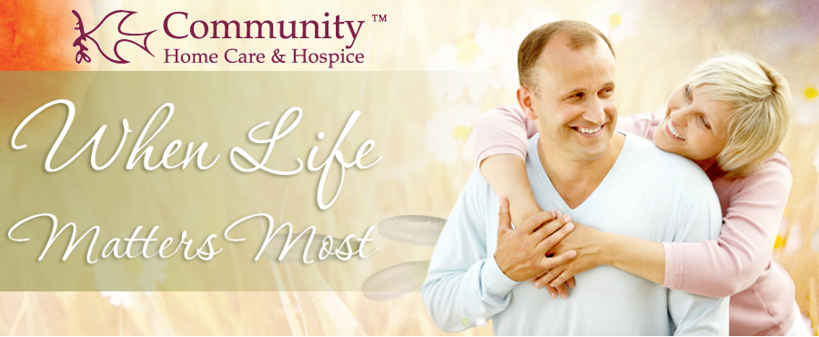 Community Homecare Graphic